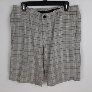 Tommy Bahama Mens Casual Flat-front Shorts Size 33